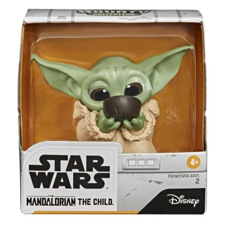 Hasbro Star Wars The Bounty Collection Mandalorian The Child Sipping Soup 5,5cm (F1213)-1