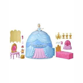 Hasbro Disney Princess Secret Styles Cinderella 9cm Story Skirt, Playset Με Ρούχα F1386