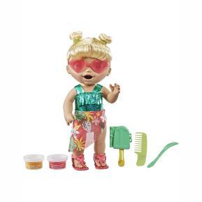 Hasbro Baby Alive Sunshine Snacks Blond Hair Ξανθά Μαλλιά F1680