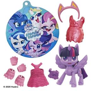 Hasbro My Little Pony Smashin' Fashion Φιγούρα Twilight Sparkle 10cm