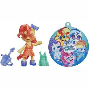 Hasbro My Little Pony Smashin' Fashion Φιγούρα Sunset Shimmer 10cm