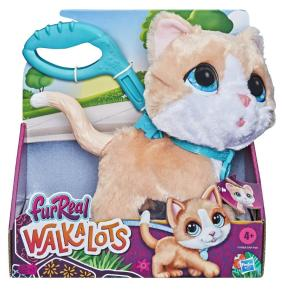 Hasbro Furreal Walkalots Big Wags Kitty - Γατάκι