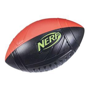 Nerf Sports Pro Grip Football Μαύρη-Κόκκινη