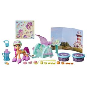 Hasbro My Little Pony: A New Generation Story Scenes Mix and Make Sunny Starscout