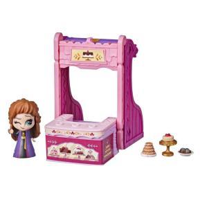 Hasbro Frozen 2 Twirlabouts Φιγούρα 4,5cm Anna & αξεσουάρ
