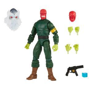 Hasbro Marvel Legends Series Villains Red Skull