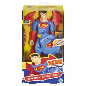 Jla Φιγούρα Superman 30 εκ. με Αξεσουάρ.