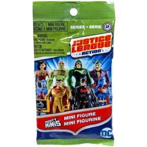 Mattel Justice League Μίνι Φιγούρες (FBR11)