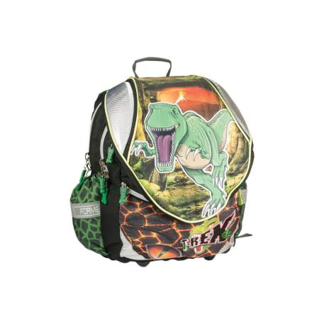 9dfa7ce0d2 Τσάντα Δημοτικού Extreme4me T-Rex 65124-3