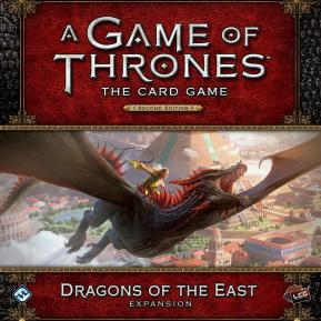 Kaissa Agot Lcg Game of Thrones - Dragons of East Deluxe Expansion (FFGT53)