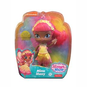 Fisher-Price Shimmer & Shine - Κούκλα Minu