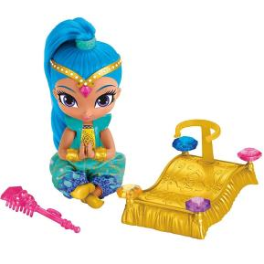 Shimmer & Shine Deluxe Σετ με Κούκλα - Shine (FHN28)