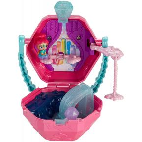 Fisher Price Shimmer & Shine  - Φορητό Σετ Παιχνιδιού Rainbow Zahramay