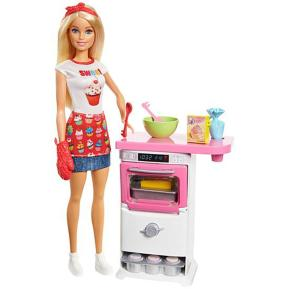 Barbie Ζαχαροπλάστης (FHP57)