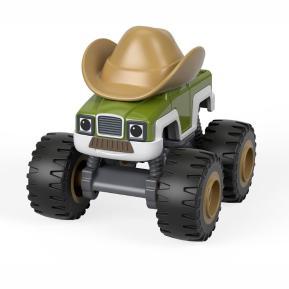 Blaze Οχήματα Die Cast Cowboy Truck (CGF20)