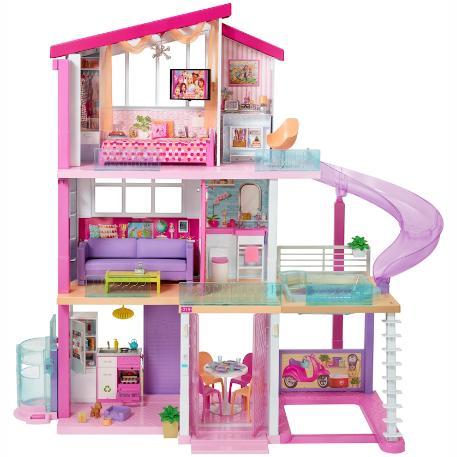 Barbie Νέο Dreamhouse-0
