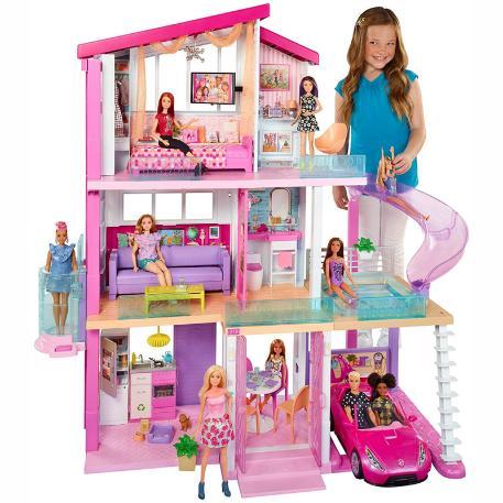 Barbie Νέο Dreamhouse-1