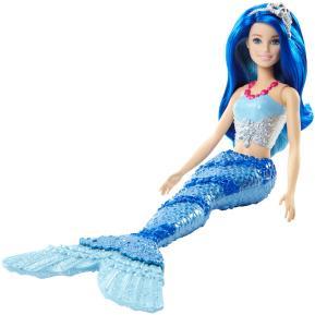 Barbie Γοργόνα με μπλε ουρά (FJC89)