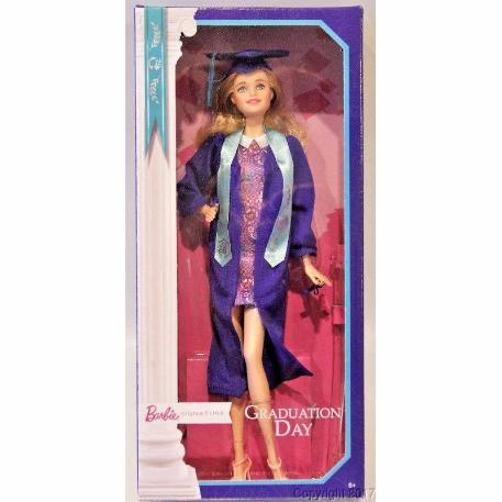 Barbie Συλλεκτική - Ημέρα Αποφοίτησης-1
