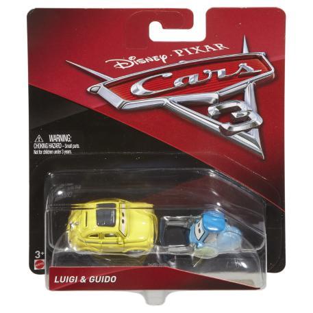 Cars 3 - Luigi & Guido-0