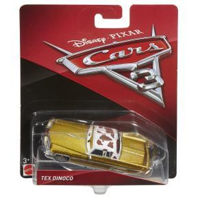Mattel Cars - Tex Dinoco