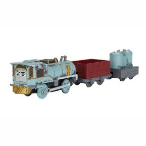 Fisher Price Thomas The Train - Μηχανοκίνητα Τρένα Με 2 Βαγόνια Lexi the Experimental Engine