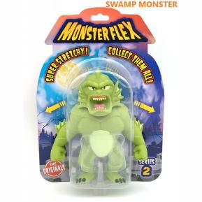 Just Toys Monsterflex Super Stretchy Ελαστική Φιγούρα Series 2 Swamp Monster