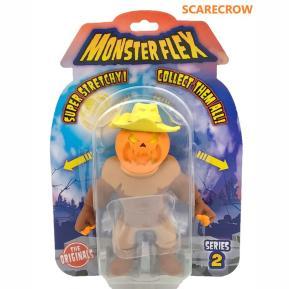 Just Toys Monsterflex Super Stretchy Ελαστική Φιγούρα Series 2 Scarecrow