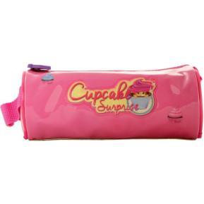 Κασετίνα Βαρελάκι Cup Cake Surprise