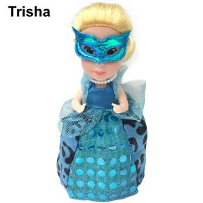 Cup Cake Surprise Μασκέ Πάρτυ Trisha