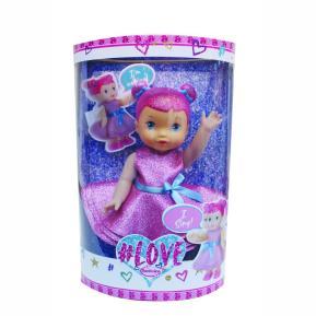 Bambolina Love Doll Περπατάει και Τραγουδάει 1203