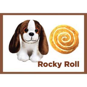 Sweet Pups Γλυκιά Έκπληξη με Σκυλάκι Rocky Roll