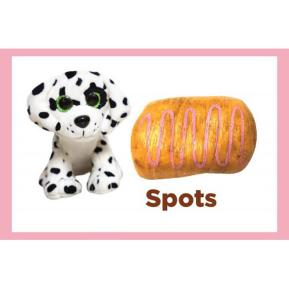 Sweet Pups Γλυκιά Έκπληξη με Σκυλάκι Spots