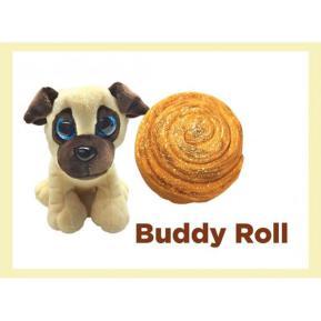 Sweet Pups Γλυκιά Έκπληξη με Σκυλάκι Puddy Roll