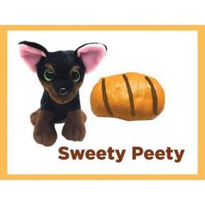 Sweet Pups Γλυκιά Έκπληξη με Σκυλάκι Sweety Peety