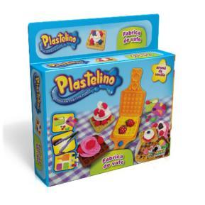 Plastelino Μικρό Playset - Βάφλες