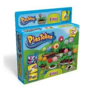 Plastelino Μικρό Playset - Λουλούδια