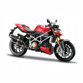 Maisto Μηχανή 1:12 Ducati Streetfighter S