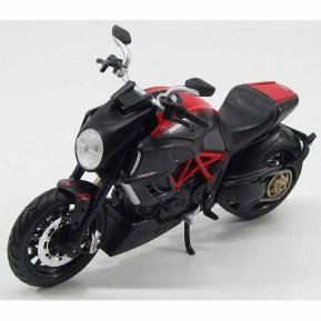 Maisto ΜΗΧΑΝEΣ Νο2 1:12 Ducati Diavel Carbon