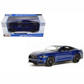 Maisto Special Edition 1:24 Ford Mustang GT Μπλέ 31508