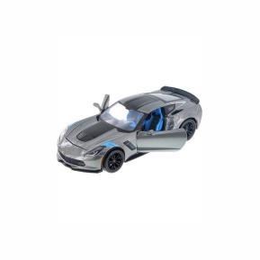 Maisto Special Edition 1:24 Corvette Grand Sport Γκρι