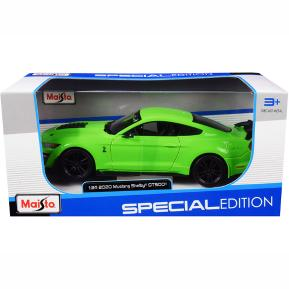 Maisto Special Edition 1:24 Ford Mustang Shelby GT500 31532