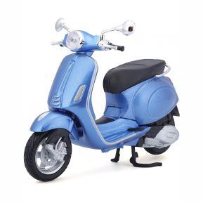 Maisto Μηχανές Vespa Primavera Μπλε 32721