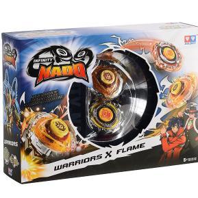 Infinity Nado Split Series - Warriors X Flame