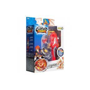 Auldey Toys Infinity Nado V – Original Series Fiery Dragon