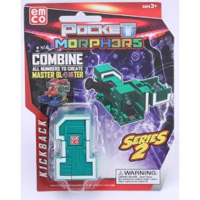 Pocket Morphers New Series 2 K1ckback (6899)