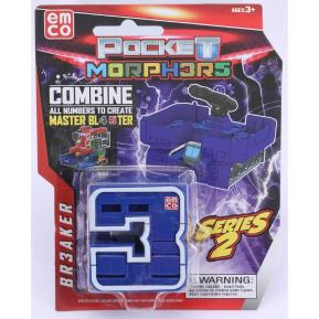 Pocket Morphers New Series 2 Br3aker (6899)