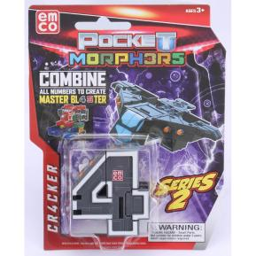 Pocket Morphers New Series 2 Cr4cker (6899)