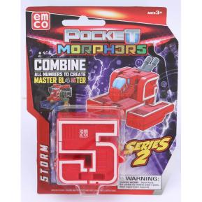 Pocket Morphers New Series 2 Storm (6899)