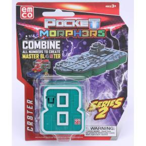 Pocket Morphers New Series 2 Cr8ter (6899)
